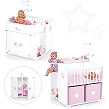 suchergebnis auf f r baby annabell schrank. Black Bedroom Furniture Sets. Home Design Ideas