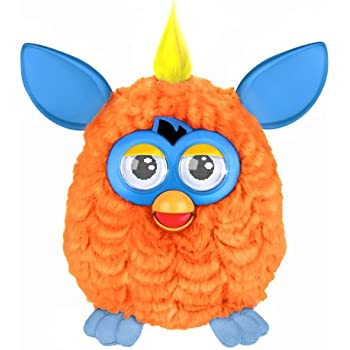 Furby - A40371010 - Jeu Electronique - Cool - Citrus Splash - Orange/Bleu