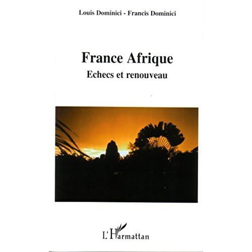 France Afrique: Echecs et renouveau
