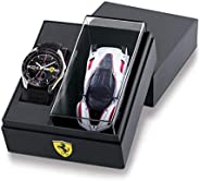 Scuderia Ferrari Men's Analogue Quartz Watch with Silicone Strap 087