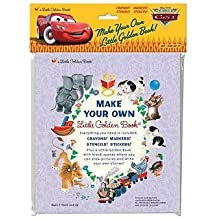 By Golden Books ; Golden Books ( Author ) [ Cars (Disney/Pixar Cars) Make Your Own (Golden) By Jan-2009 Hardcover