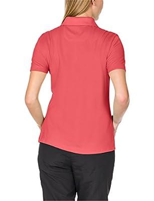 Jack Wolfskin Damen Shirt Pique Function Polo von Jack Wolfskin auf Outdoor Shop