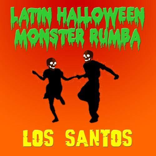 Latin Halloween Monster Rumba