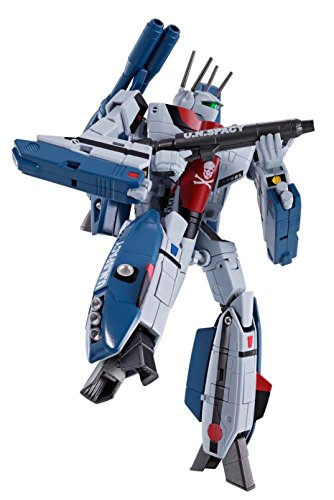 HI-METAL R Macross Do you remember love? VF-1S Strike Valkyrie 90mm ABS&PVC Figure by Bandai