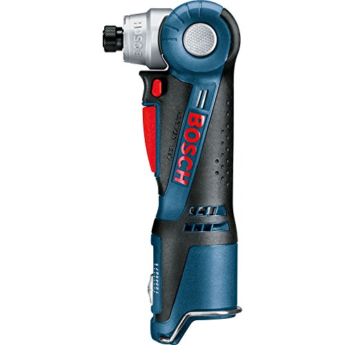 Advanced Bosch XS-ProSPEC GWI 10.8 V-Li 10.8v Cordless Angle Screwdriver without Battery & Charger with L Boxx Inlay [Pack of 1] —