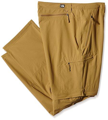 The North Face Wander-shorts (THE NORTH FACE, Herren Hose, Trekker Convertible Pants, T0A6NHJK3, braun (Weimaraner Brown), Gr. S (Herstellergröße : 30))