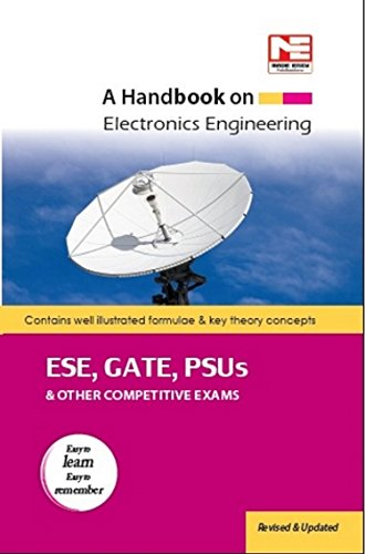 A Handbook on Electronics Engineering - Illustrated Formulae & Key Theory Concepts