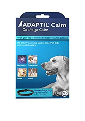 ADAPTIL Calm On-the-Go Collar for Medium/Large Dogs