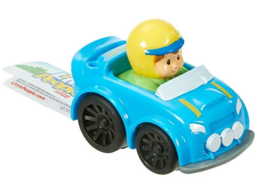 Mattel Fisher Price Little People Coche DVP65