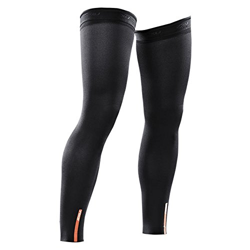 39338dbd34 2XU Recovery, Compression Leg Sleeves Unisex-Adulto, Nero, XS