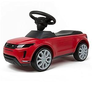Land Rover 51LDTY926RDA Range Rover Rider, Color Rojo