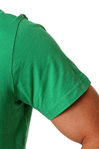 Tru Trussardi Herren Shirt T-Shirt Grün