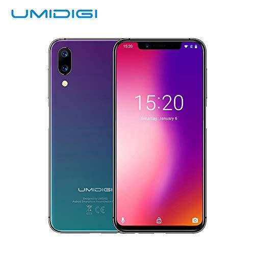 UMIDIGI One Pro Global Edition 4G Smartphone, 5.9