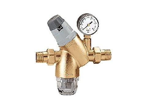 Reducteur De Pression Caleffi - Réducteur de pression à cartouche filtrante et