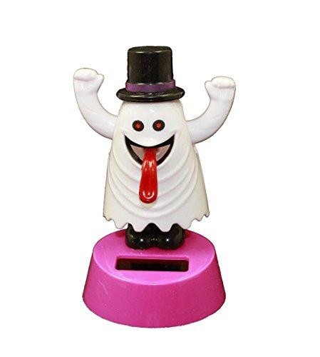 st Geist Farbe weiß/pink Größe 11 cm Halloween (Geist Halloween Online)