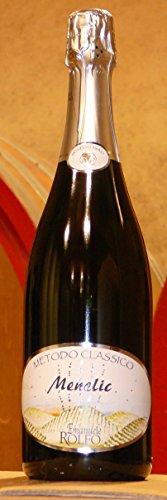 Menelic spumante metodo classico confezione da 4 bottiglie