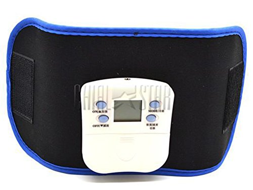 SaySure - Body Building Weight Loss Belt Massager AB GYMNIC Electronic (Fisher Body Shield)