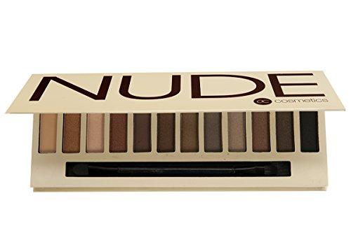 Accentra, Palette di 12 ombretti, tonalità Nude