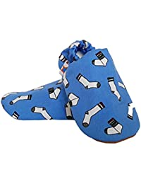 SKIPS Comfortable Baby Booties Shoes for Baby Girl & Boy - Socks Print