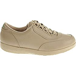 Hush Puppies Womens Classic Stone Leather Walker - 10 B(M) US