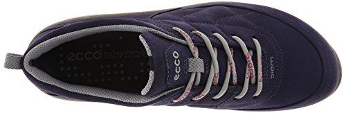Ecco ECCO BIOM GRIP LITE Damen Outdoor Fitnessschuhe Violett (MIDNIGGHT/MIDNIGHT/WILD DOVE 58722)