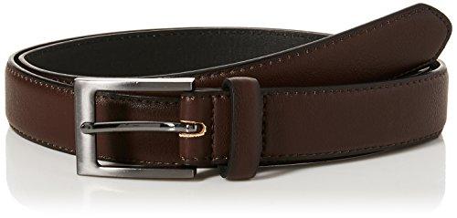 New look formal, cintura uomo, marrone (mid brown), (taglia produttore: l-xl)