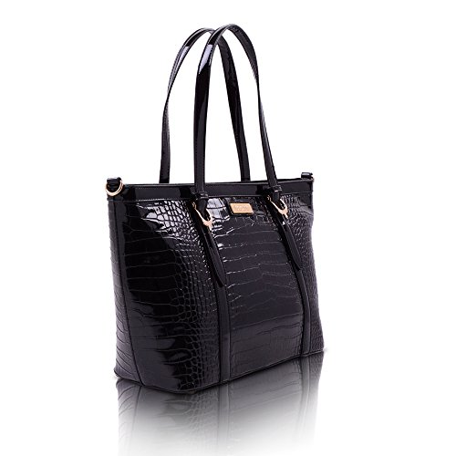 Colette Green, Borsa tote donna Large Black