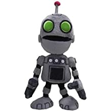 Ratchet & Clank All 4 One Plush Series 01 - Clank by Mezco