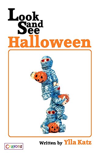 Look And See Halloween (Look and See Books Book 1) (English Edition)