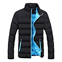 Mannen jas mantel warm slim fit dikke blaas casual parka bovenkleding Fashion Completi mannen Fashion
