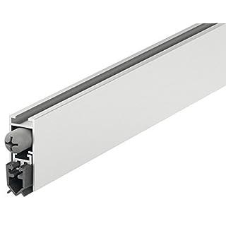 Door Bottom Seal Indoor Door Absenkdi Lighting DDS 12Adjustable Length 730mm | Universal Draught Excluder Seal for Sound Resistant Doors Construction Hardware Gedotec®