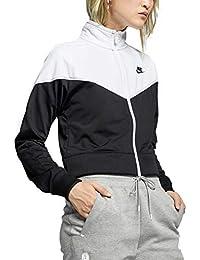 a37b9bc781 Nike Sportswear Windrunner Giacca Donna, Nero White/Black 010, X-Small