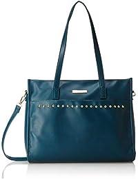 Caprese Teena Women's Tote Bag (Dark Green)