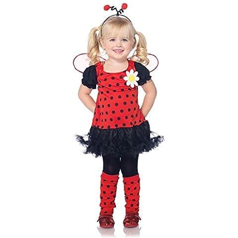 Leg Avenue-Costume da coccinella 181129 Daisy