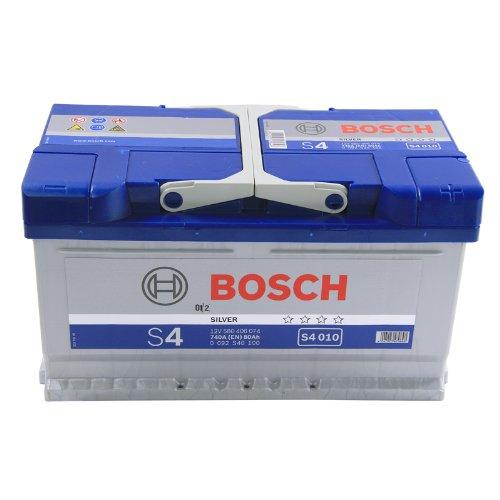 Bosch 0092S40100 Batterie 80 mAh 740 A