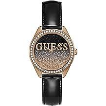 d90d4c7d2823 Amazon.es  Reloj Guess Mujer Negro