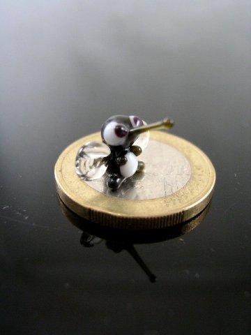 Mosquitos Mini cristal figura de cristal animales de K de 4