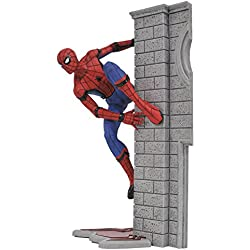 Marvel Figura de PVC de Spider-Man Gallery Homecoming, Comics AUG172644