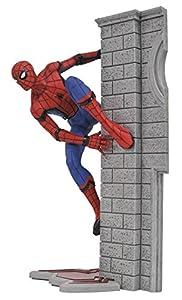 Figura de PVC de Spider-Man de Marvel Gallery Homecoming, Marvel Comics AUG172644 , Modelos/colores Surtidos, 1 Unidad