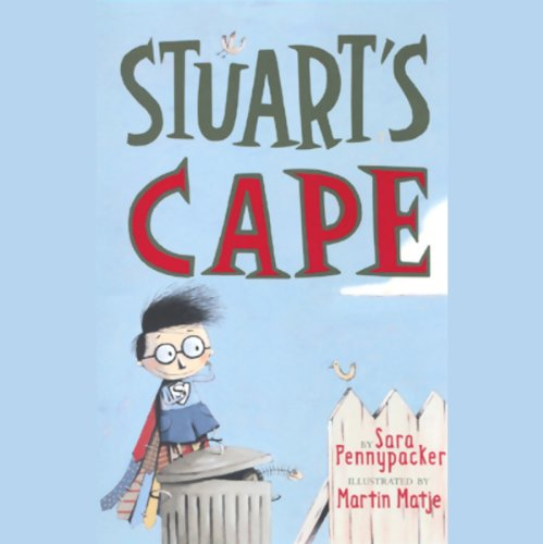 Stuart's Cape  Audiolibri