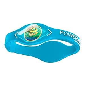 Power Balance / GWSA09BK00WTLP Bracelet silicone Bleu aquatique S