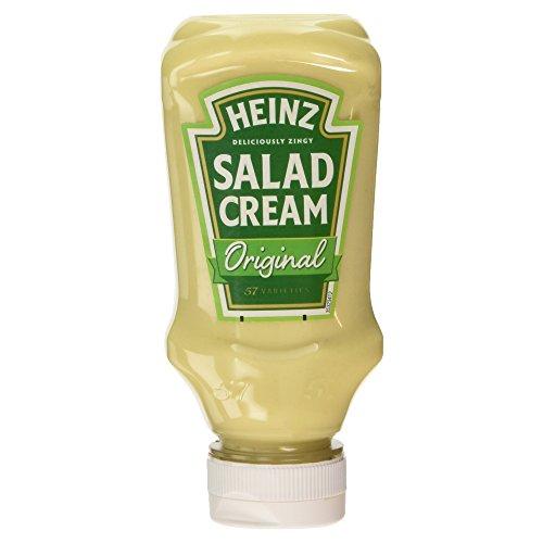 Heinz Original Salad Cream, 235g Test