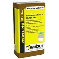 weber.rep KB duo - Korrosionsschutz & Haftbrücke, 5kg