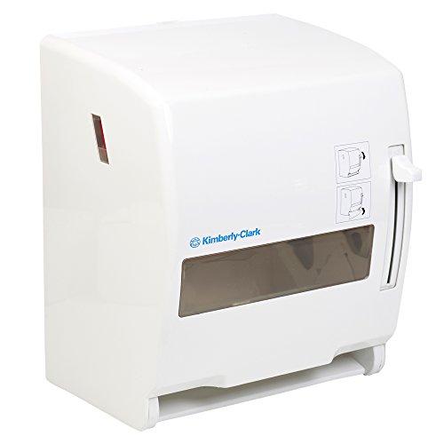 kimberly-clark-aqua-contolmatic-hand-towel-dispenser