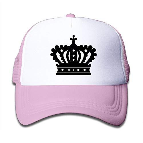 Classic Crown of King Baseball Cap Adjustable Cotton