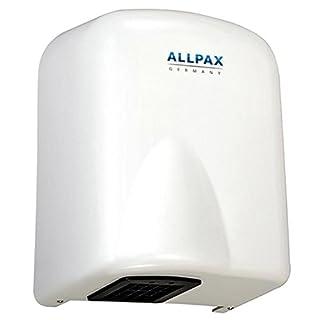 Allpax Händetrockner CITOMAT HT 35, weiß - Automatik Sensor mit Sicherheitsabschaltung nach 60 Sekunden.