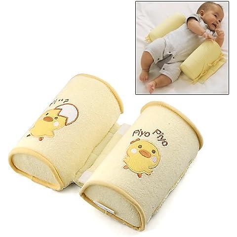 tinxi® Almohada bebé Soft almohadas de posicionamiento almohada bebé almohada de soporte almohada para dormir el sueño en posición supina
