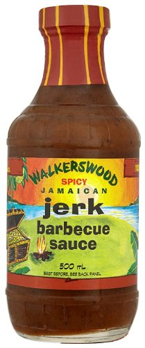 Walkerswoods Spicy Jamaican Jerk Barbecue Sauce
