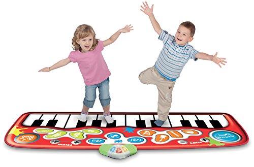 Winfun JUMBO Pianomatte Keyboard Matte Spielteppich Piano
