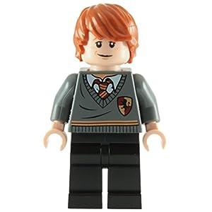 LEGO Harry Potter: Ron Weasley (Gryffindor) Minifigura 39